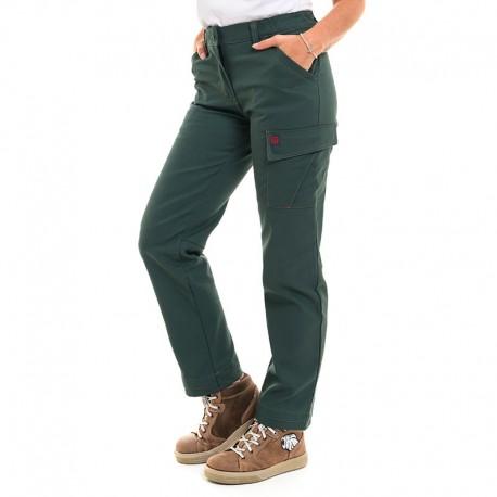 Pantalon 1MIFUP vert bouteille