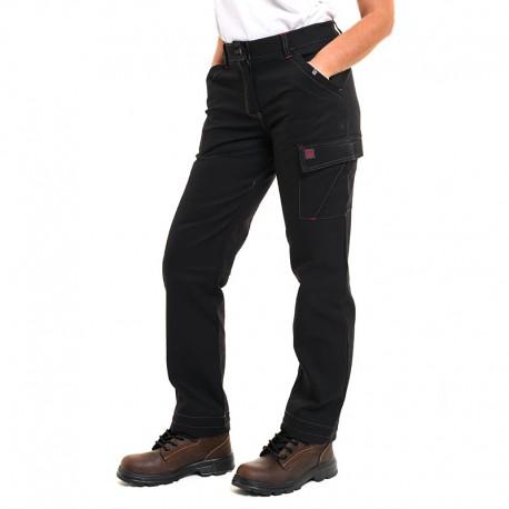 Pantalon de travail logo lafont poche