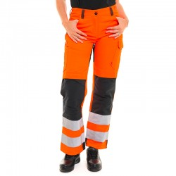 Pantalon haute visibilité normé