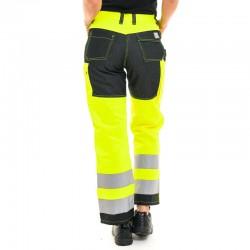 pantalon de sécurité pour femme