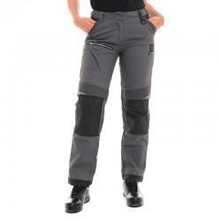 Pantalon de travail bi-color