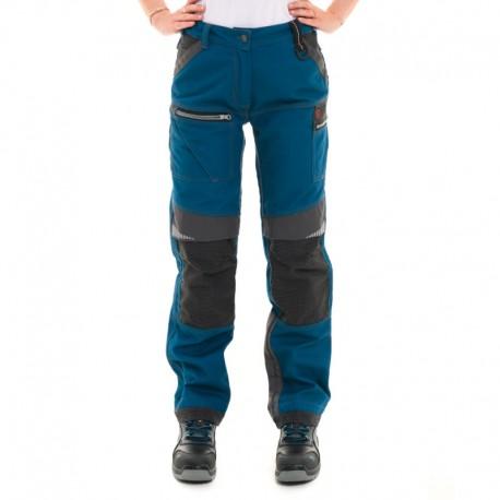 Pantalon de travail pétrole/charcoal