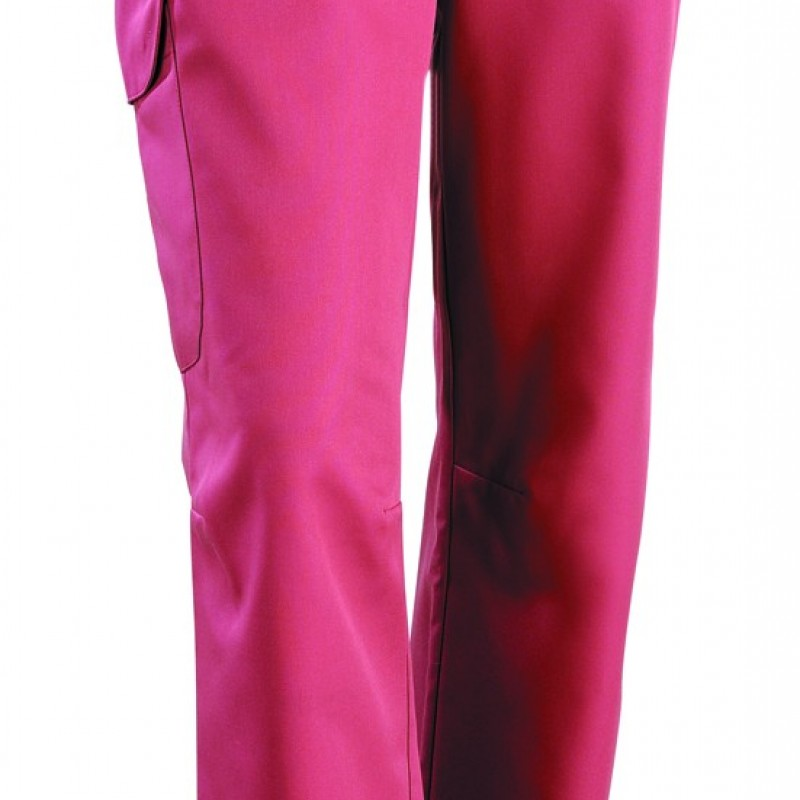 Pantaloni estetista Juliette rosa ribes