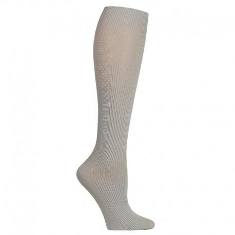 chaussettes compression grises