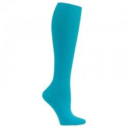 chaussettes de compression turquoise