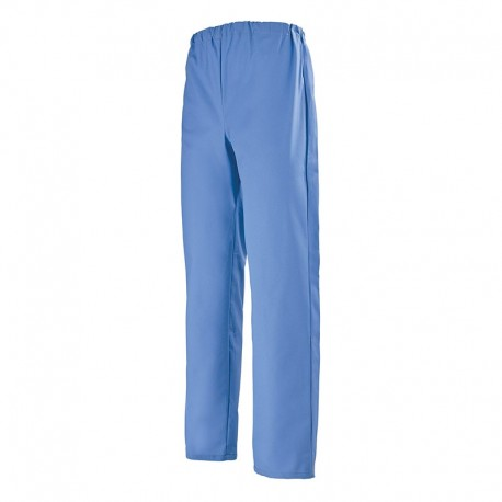 Pantalon médical bleu hopital infirmier infirmière aide soignant pas cher promo confortable