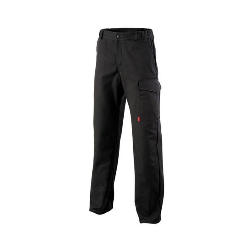 Pantalon de travail gris pour homme et femme à bas prix