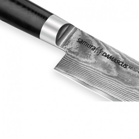 Couteau santoku samura