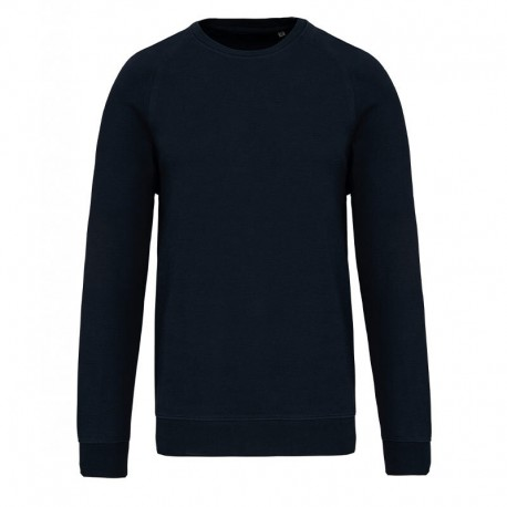 sweat-shirt de travail bleu marine toptex