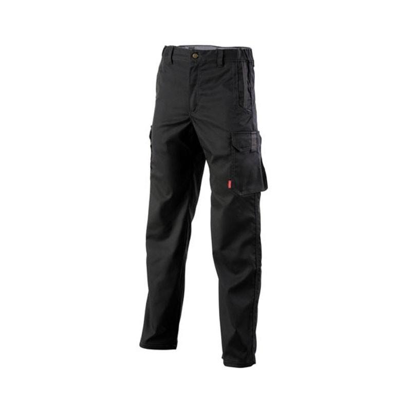 Pantalon de travail Noir pour homme ou femme à bas prix