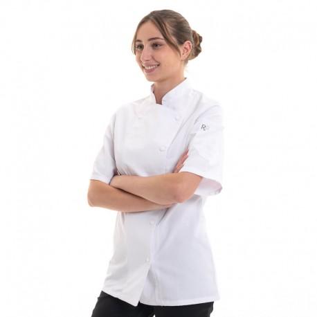 veste de cuisine manille pour femme robur