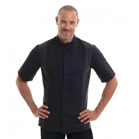 veste coupe de veste de cuisinier sobre, excellente qualité