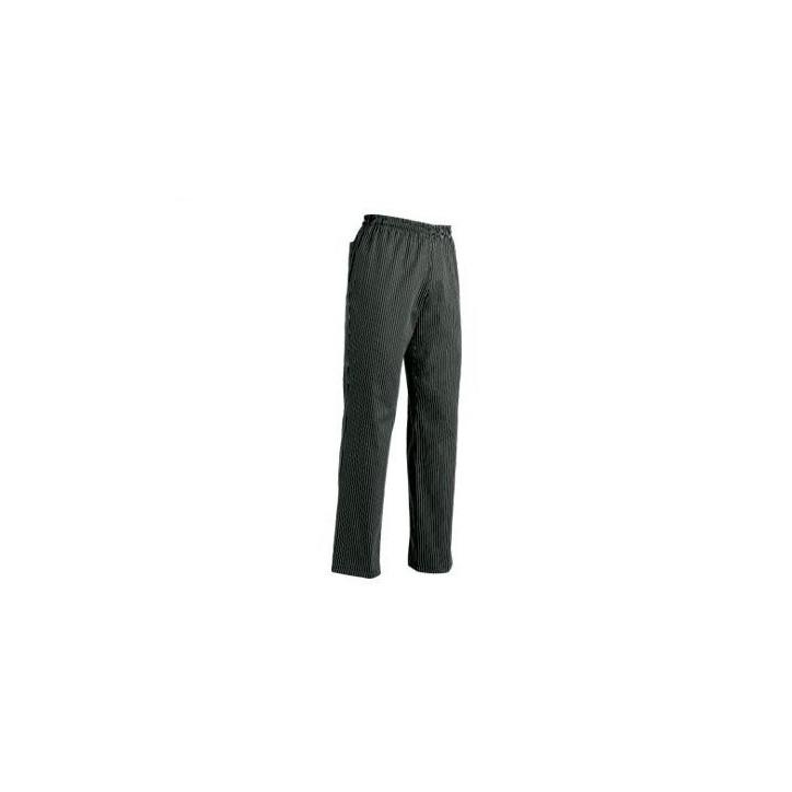 Pantalon de Cuisine Grande Taille
