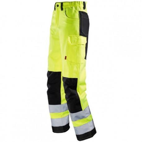 Pantalon de travail jaune...