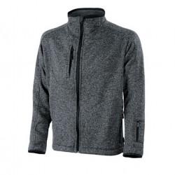 veste de travail noir chinée pas cher confortable