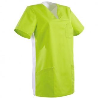 Tunica medica verde e bianca 2MAT