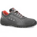 Chaussures de Sécurité Aérées S1P, légèreté et souplesse. Respectant toutes les règles de sécurité
