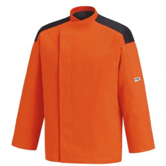 Veste de Cuisine Orange - First