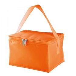 Sac isotherme orange grande taille
