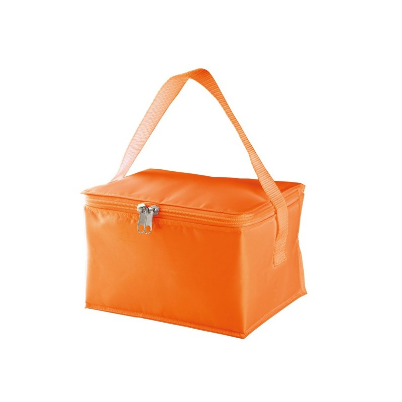 Sac isotherme orange grande taille
