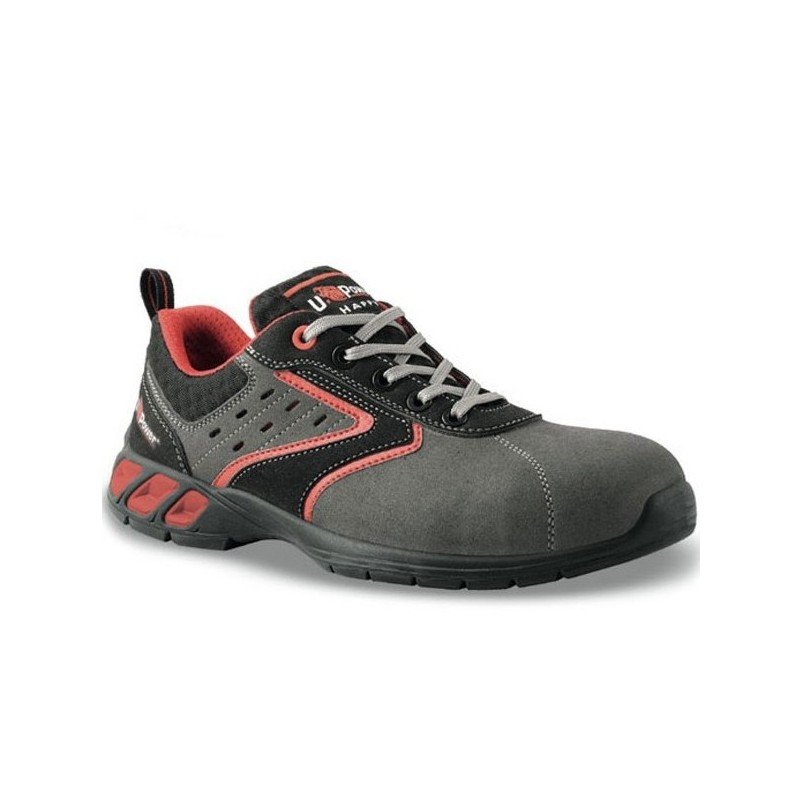 Chaussures de sécurité Fizz S1P SRC, léger et confortable pour homme