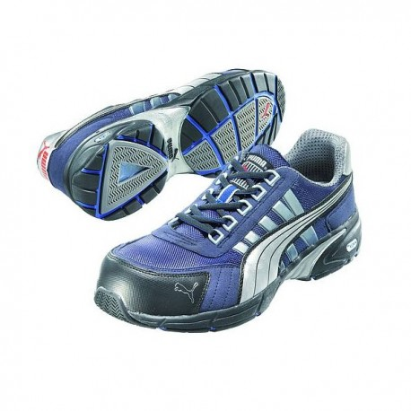 Basket de sécurité Puma Homme - Speed Blue Low - S1P