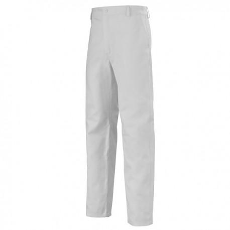 Pantalon de travail blanc pas cher
