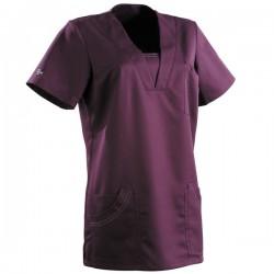 Tunique médicale 2MAR violet