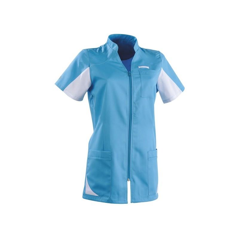 Casacca medica 2SAN azzurra