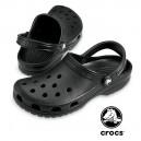 Sabot médical Crocs beach noir