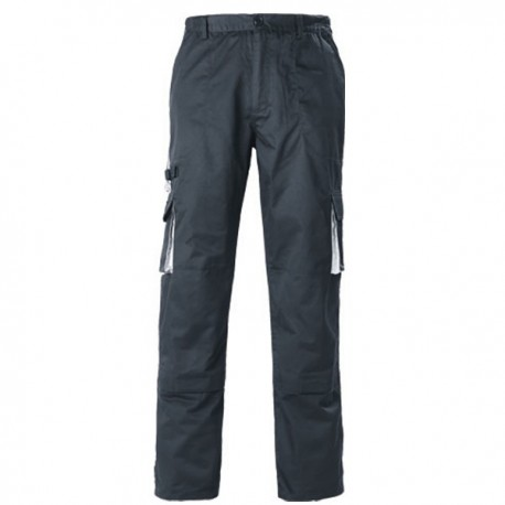 Pantalon de travail marine & gris 8NAVPL