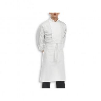 Grembiule da cucina bianco