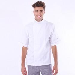 Veste de boulanger perfecto blanche