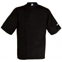 Veste de pâtissier noire Classic