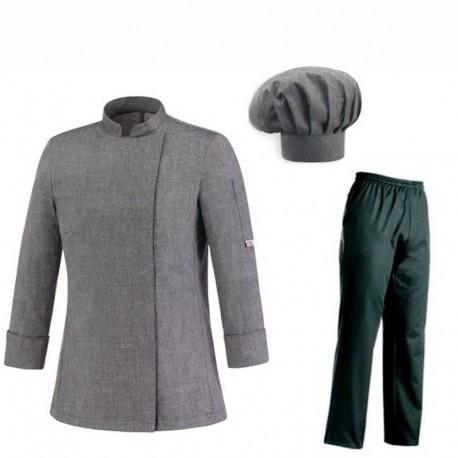 Pack femme gris