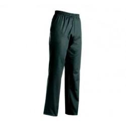 Pantalon de pâtissier noir