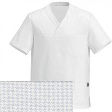 Tunique Medicale blanche aérée