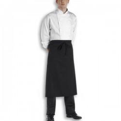 Tablier Long Chef 90cm bordeaux