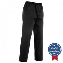 Pantalon esthéticienne Noir Manelli