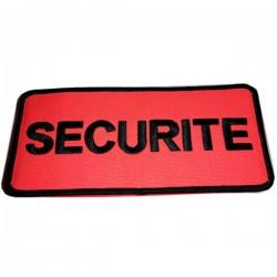 Brassard agent sécurité