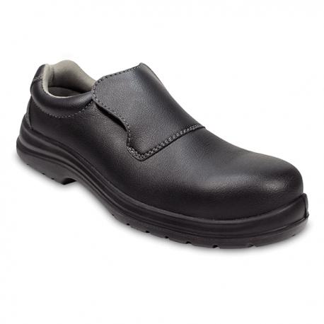 15 scarpe di sicurezza da cuoco nere cat s2