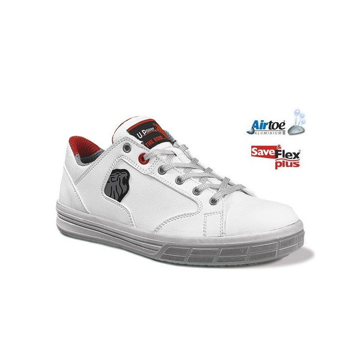 Chaussures upower baskets upower manelli - Chaussure de securite cuisine pas cher ...