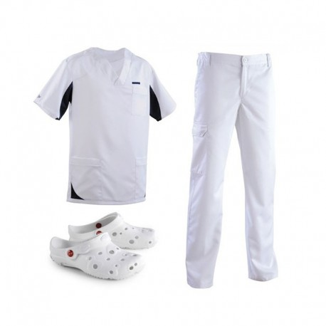 Tenue médicale homme SMOOTH