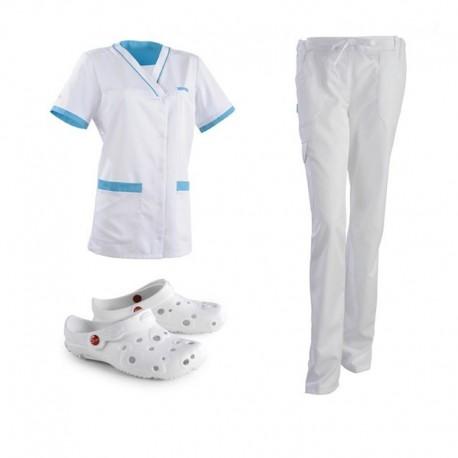 Tenue médicale femme NUAGE