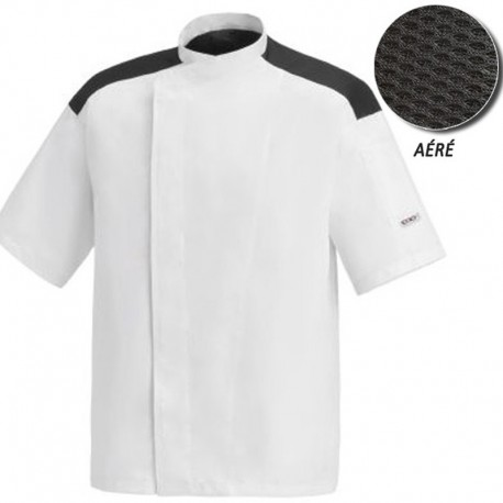 Veste boulanger blanche