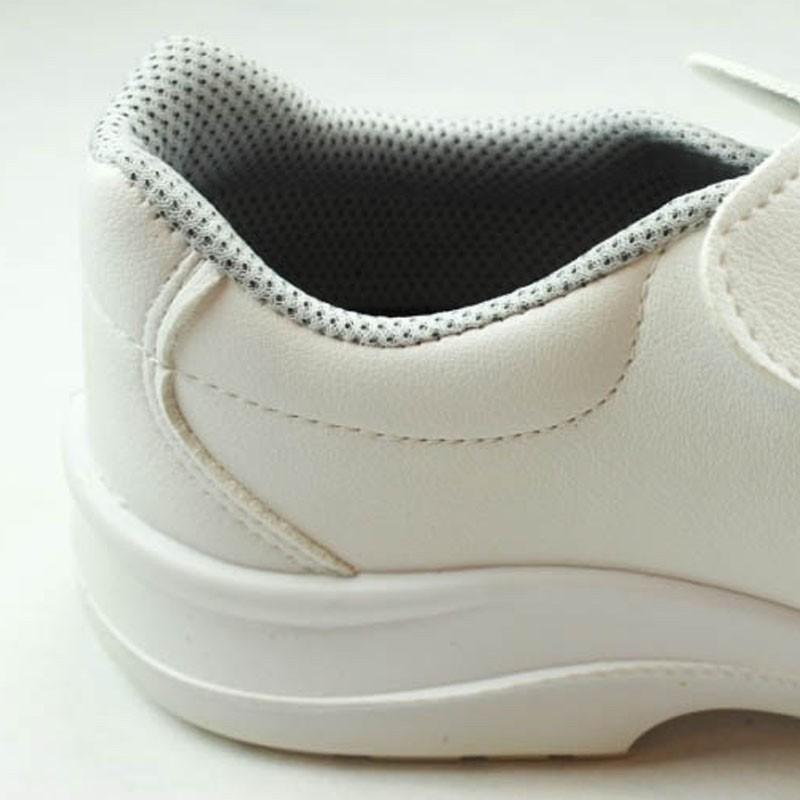 Chaussures de Sécurité Cuisine Blanche Cat S2. Confort et résistance.