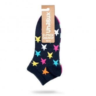 Calzini a stelle colorati - Multi Unabux