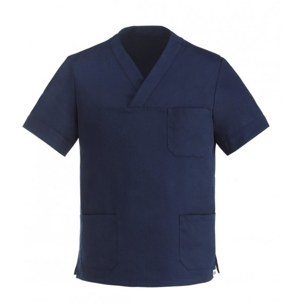 Tunique Médicale Bleu Marine