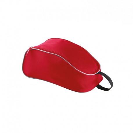 Sacca portascarpe rossa