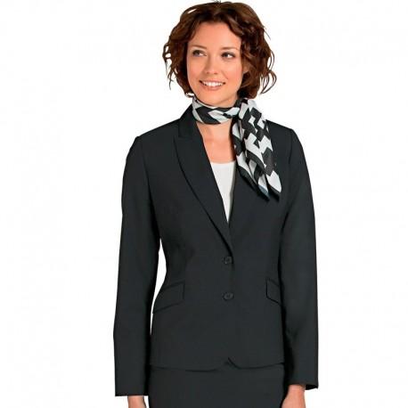 Veste de service femme noire - Bragard